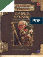 D&D 3.5 Complete Scoundrel