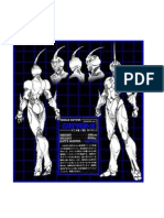 Finalized Version Guyver Class for 3.5 D&D