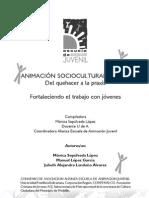 Animacion Sociocultural Juvenil Del Quehacer a La Praxis