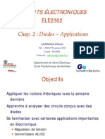 Ele2302 Chap02 2 Diode Applications