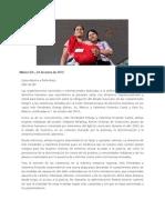 Organizaciones llaman a Peña Nieto a cumplir sentencias de la CoIDH