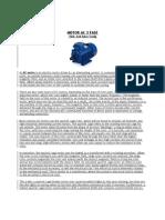 Motor AC 3 Fase teory