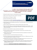75 Point Marketing Program