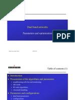 Alcatel's Parameter