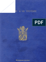 Swedenborg EARTHS in the UNIVERSE the Swedenborg Society London 1962
