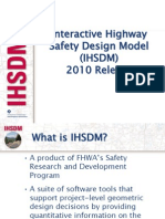 IHSDM Overview March 2011