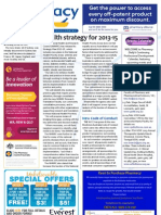 Pharmacy Daily for Fri 25 Jan 2013 - Unsafe advice, Morphine shortage, Health strategy, Cose of Conduct and much more...