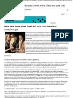 Andrea Fumagalli - nulla sarà come prima