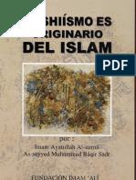 Shiismo. Es Originario Del Islam