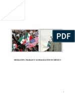 Migracion, trabajo y globalizacion en Mexico