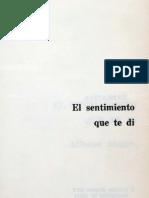 Alfonso Alcalde - El Sentimiento Que Te Di