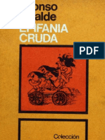Alfonso Alcalde - Epifanía Cruda