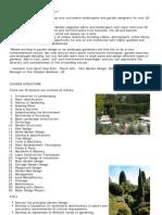 Certificate In Garden Design course, become a consultant landscape designer, planner