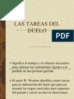 6. Las Tareas Del Duelo