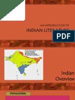 Indian Lit 1011
