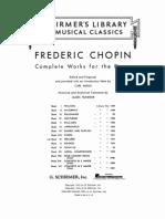 Préludes Chopin