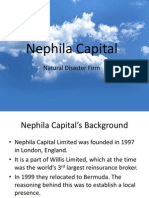 About Nephilia Capital - Oregon and KKR Invest