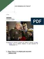 Por que fallaron los babalawos de Chávez