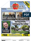 Frederick County Report, January 25 - February 7, 2013