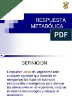 Fisiologia - Respuesta Metabolica Al Trauma[1]