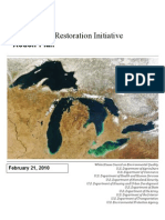 Great Lakes Restoration Initiative Action Plan FY 2010 — FY 2014