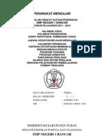 PERANGKAT FISIKA SMP KLS-8 SEM-1