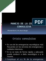 Manejo de La Crisis Convulsiva