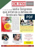 Jornal SEDUFSM de Fevereiro 2009