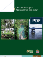 Guia de Parques Recreativos ISTU 2012. COMUNICACIONES