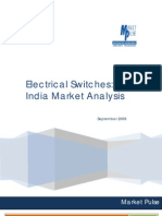 Market Report Electrical Switches
