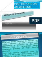 BEAM WELDING.ppt