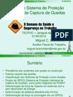 ProjetoSPICapturaQuedas TecPUC 20120530.ppt
