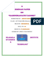 Rabindranath Project