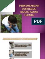 perkembangan sosio-emosi kanak-kanak terabai