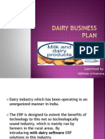 DAIRY Business plan