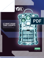 MSA Altair 4X Bulletin