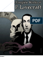 Complete Works of HP Lovecraft