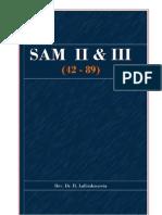 Puitling SS Zirlai, 2013 - Sam II & III