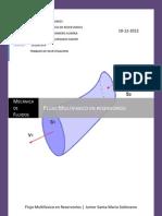 Flujo Multifasico en Reservorios