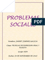Problemas Sociales