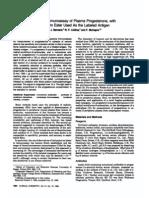 progesterone estimation
