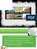 Methodology and Proximate Analysis | Chromatography | Filtration