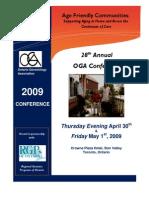 2009 OGA Conf Program Final
