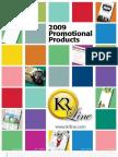 2009 KR Line Catalog