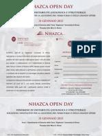 Giornata Studio 31 Gennaio 2013 - Sapienza Università di Roma