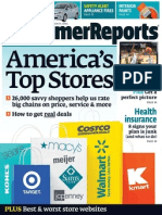 Consumer Reports - 2012 March