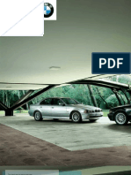BMW E39 Brochure MY 2003