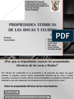 Diapositivas de Propiedades Termicas de Las Rocas y Fluidos(2)