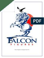 falcon figures catalogue june 2012
