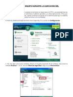 Quitar Lentitud Al PC Al Analizar Con Kaspersky